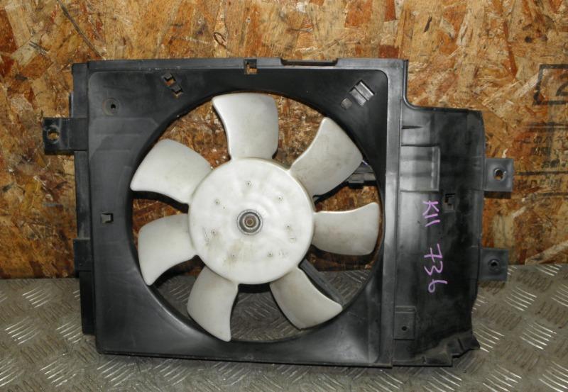 Диффузор радиатора Nissan March K11 CG10DE 1997