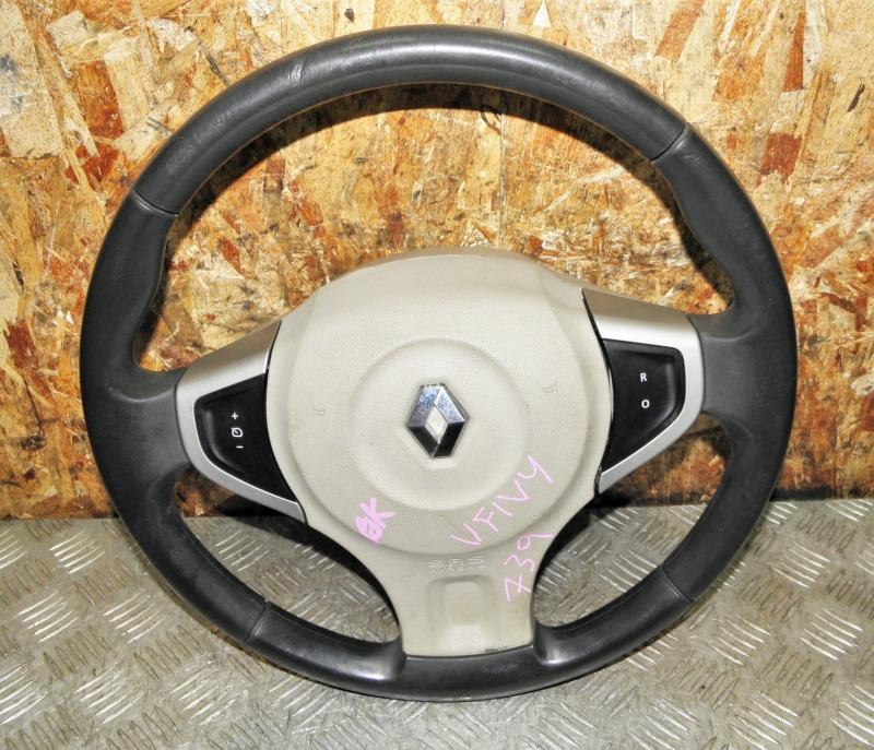 Руль Renault Koleos HY0C 2TR 2TR703 2011