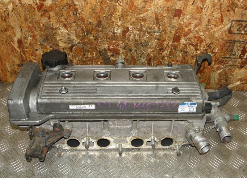 Головка блока цилиндров Toyota Corona Premio AT210 4AFE 1999