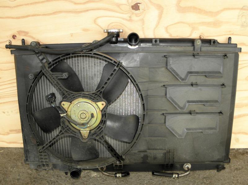 Радиатор двс Mitsubishi Lancer Cedia CS5A 4G93 2001