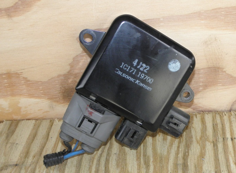 Блок управления вентилятором Mitsubishi Lancer Cedia CS5A 4G93 2001