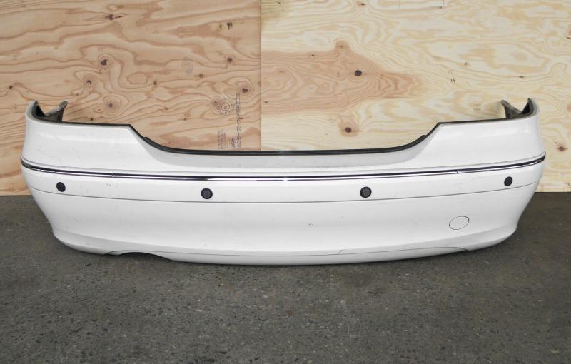 Бампер Mercedes-Benz Clk-Class W209 M112E32 2004 задний