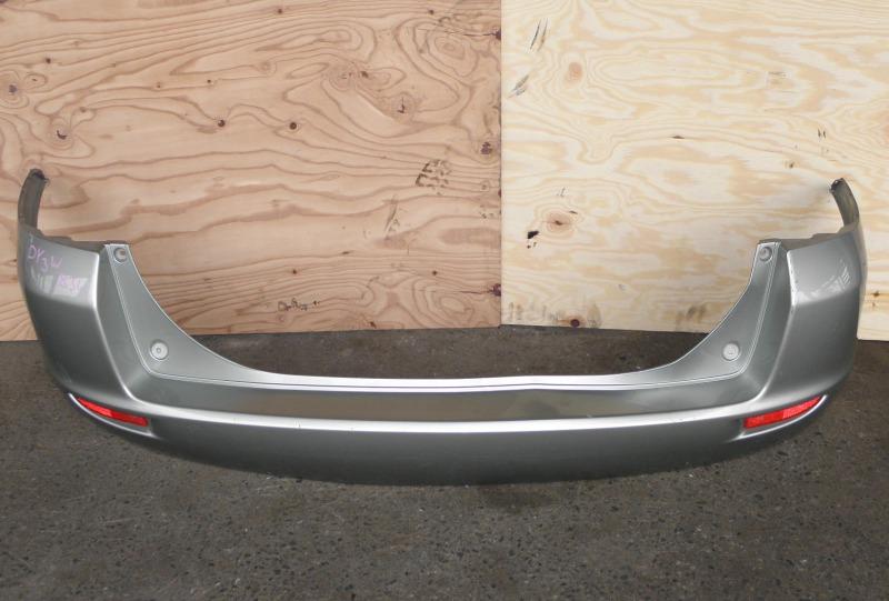 Бампер Mazda Demio DY3W ZJ 2004 задний