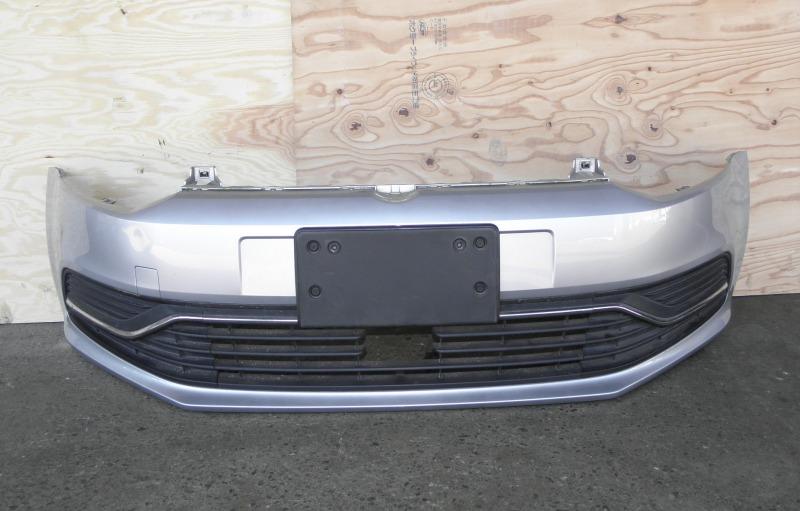 Бампер Volkswagen Polo CJZC (1.2 2014 передний
