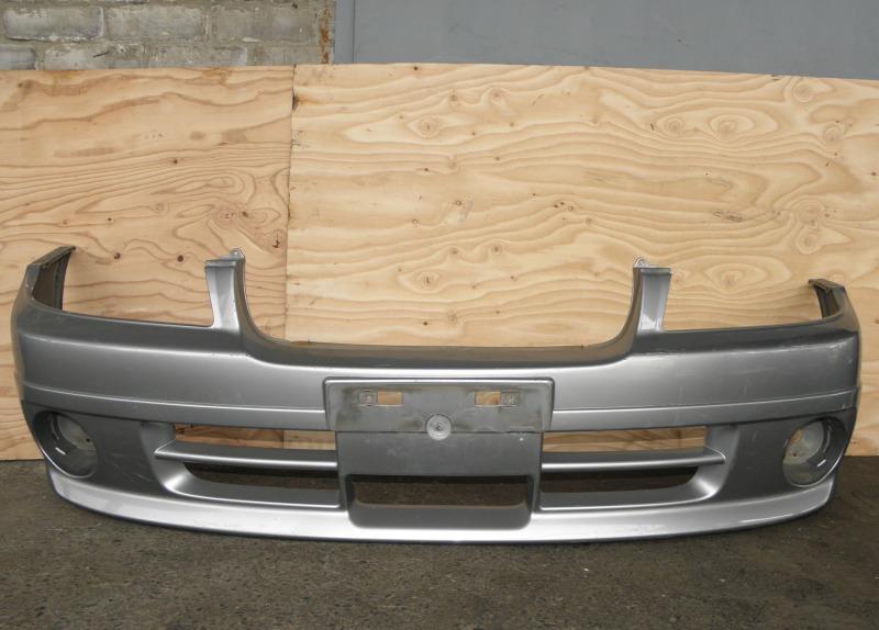 Бампер Nissan Avenir PW11 SR20DE 1998 передний