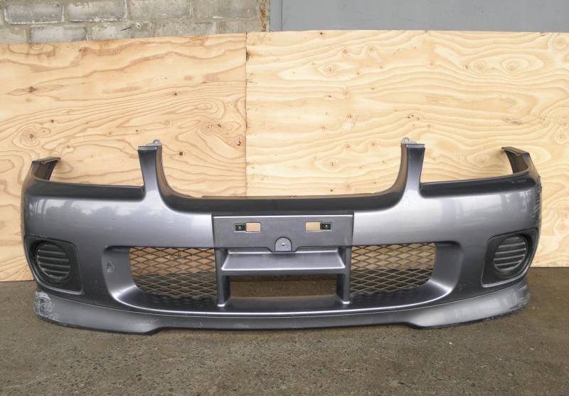 Бампер Nissan Avenir RW11 QR20DE 2003
