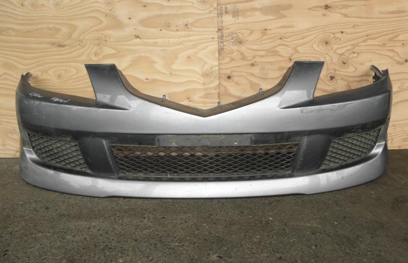 Бампер Mazda Premacy CP8W FPDE 2003 передний