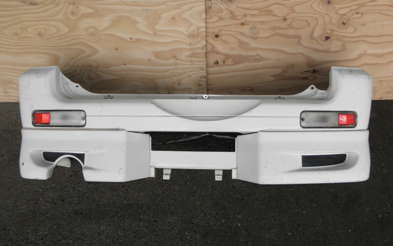 Бампер Daihatsu Terios J100G HCEJ 1999 задний