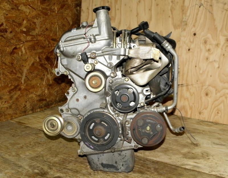 Двс Mazda Demio DY3W ZJ 2004