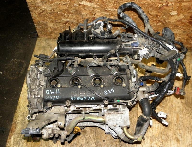 Двс Nissan Avenir RW11 QR20DE 2003
