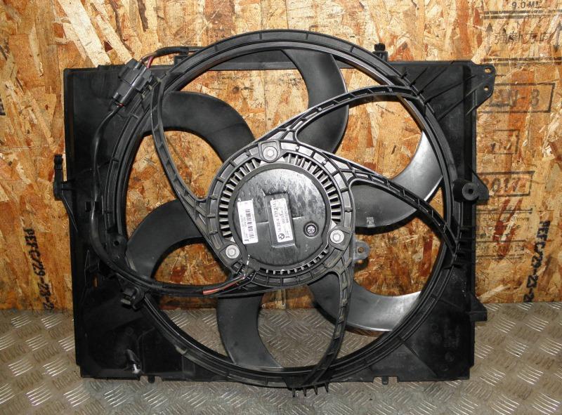 Диффузор радиатора Bmw 1-Series E87 N46B20 2007