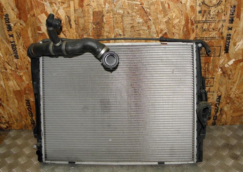 Радиатор двс Bmw 1-Series E87 N46B20 2007