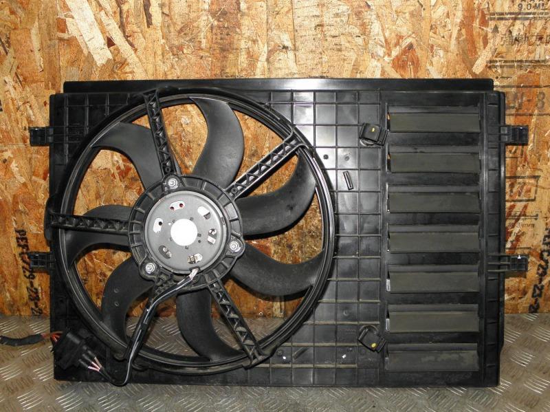 Диффузор радиатора Volkswagen Polo CJZC (1.2 2014