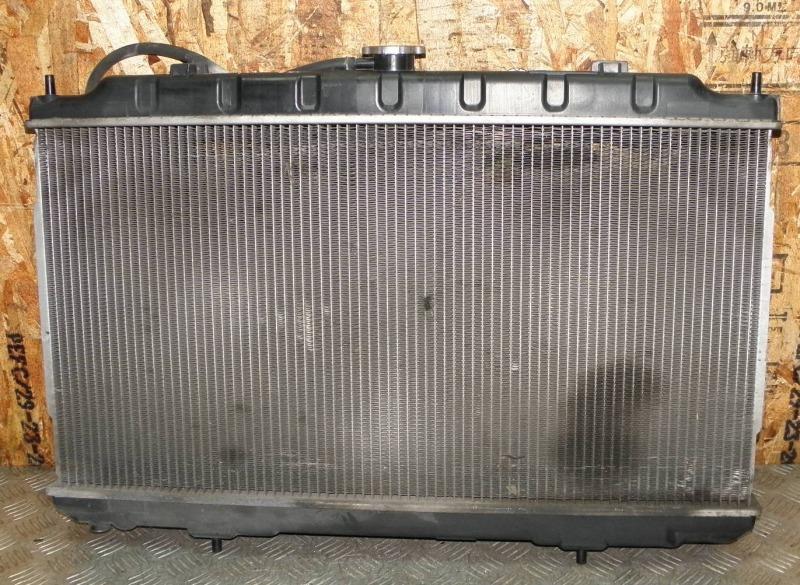 Радиатор двс Nissan Wingroad WFY11 QG15DE 2002