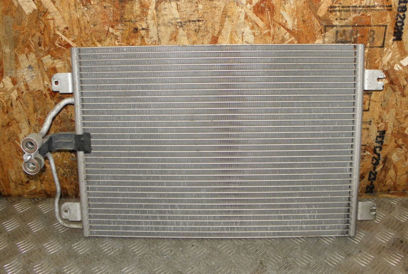 Радиатор кондиционера Renault Scenic F4R741 (2.0 2000