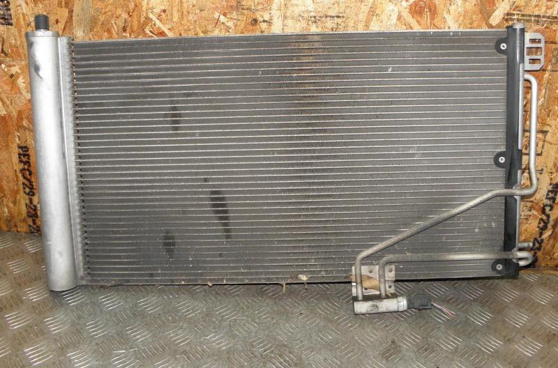 Радиатор кондиционера Mercedes-Benz Clk-Class W209 M112E32 2004