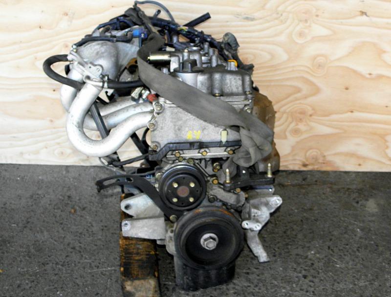 Двс Nissan Wingroad WFY11 QG15DE 2002