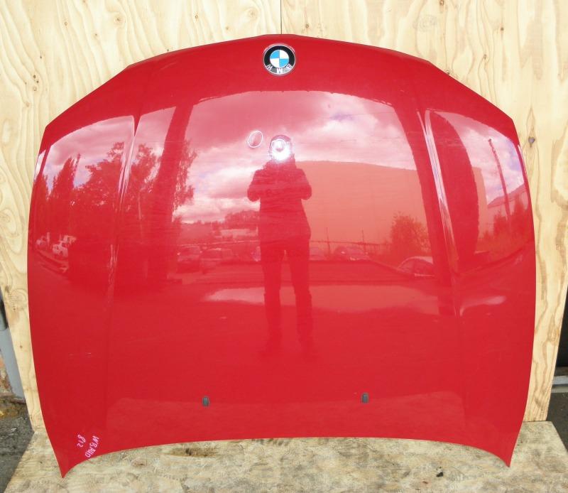 Капот Bmw 1-Series E87 N46B20 2007
