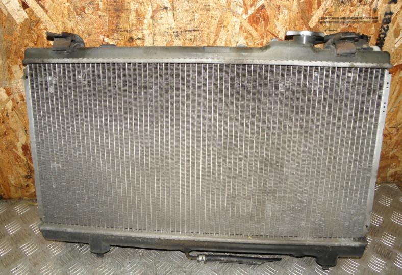 Радиатор двс Toyota Raum EXZ10 5EFE 2001