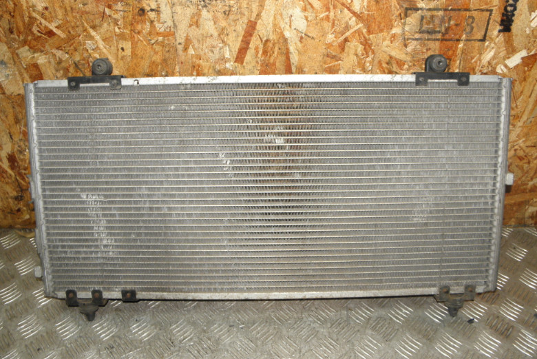 Радиатор кондиционера Toyota Raum EXZ10 5EFE 2001