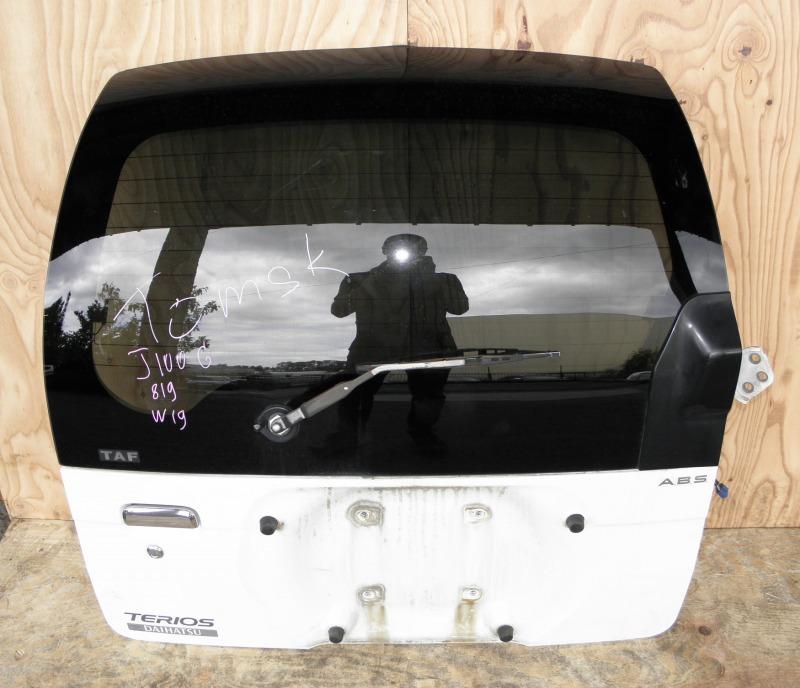 Дверь задняя Daihatsu Terios J100G HCEJ 1999