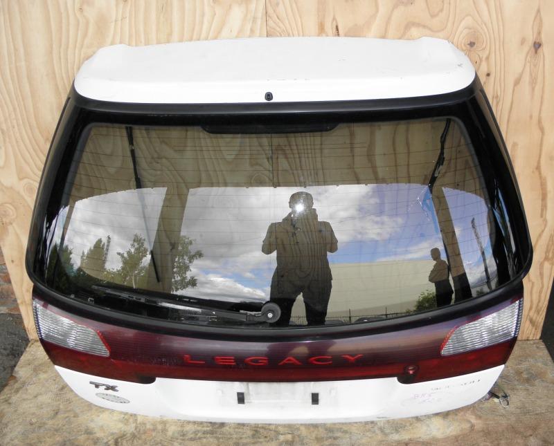 Дверь задняя Subaru Legacy BH5 EJ201DXBVE 1999
