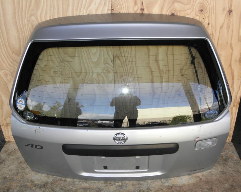 Дверь задняя Nissan Ad VFY11 QG15DE 2005