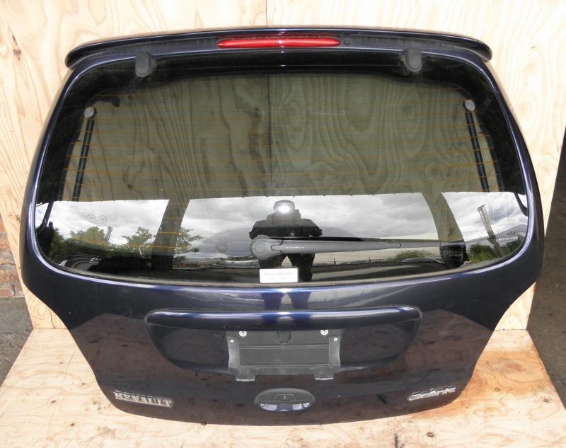 Дверь задняя Renault Scenic F4R741 (2.0 2000