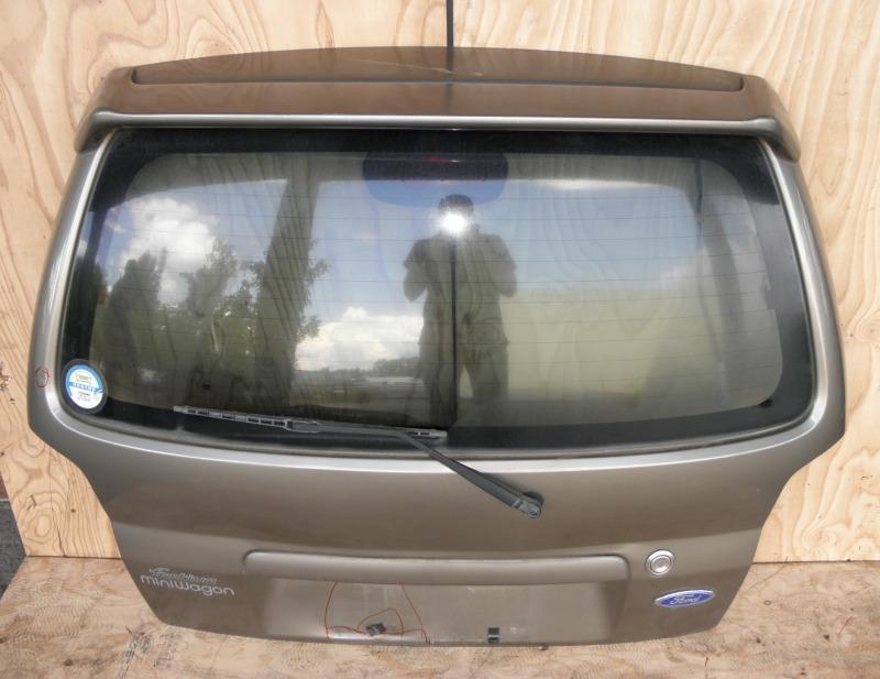 Дверь задняя Mazda Ford Festiva (Demio) DW5W B5 1997