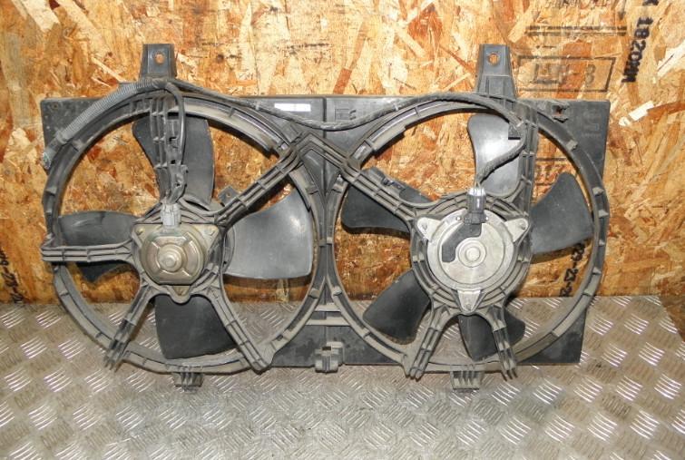 Диффузор радиатора Nissan Primera TP12 QR20DE 2003