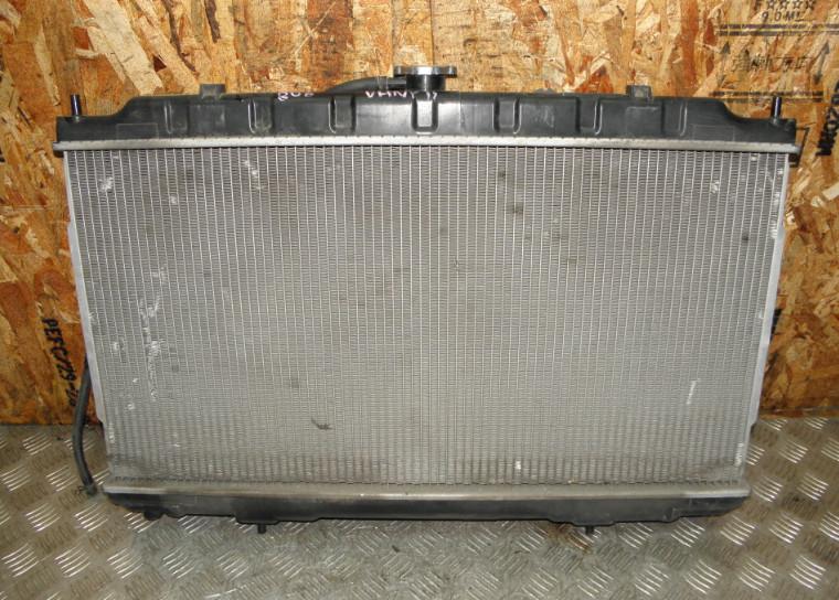 Радиатор двс Nissan Ad VHNY11 QG18DE 2005