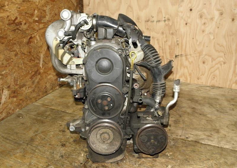 Двс Mazda Ford Festiva (Demio) DW5W B5 1997