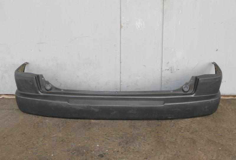 Бампер Mazda Ford Festiva (Demio) DW5W B5 1997 задний