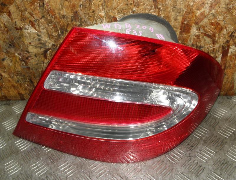 Стоп Mercedes-Benz Clk-Class W209 M112E32 2004 задний правый