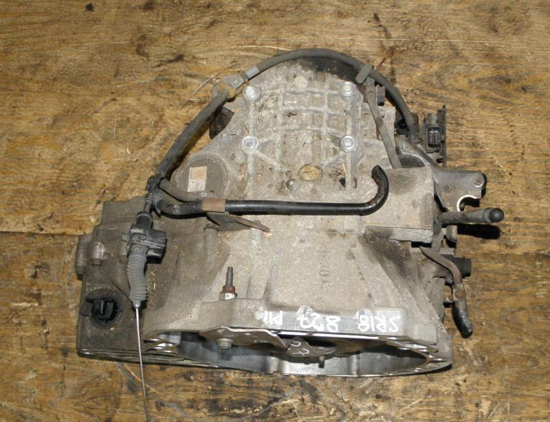 Акпп Nissan Primera Camino P11 SR18DE 1997
