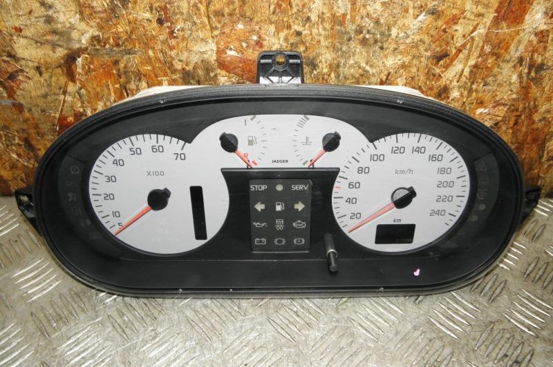 Щиток приборов Renault Scenic F4R741 (2.0 2000