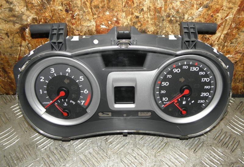 Щиток приборов Renault Clio BR K4M801 (1.6) 2008