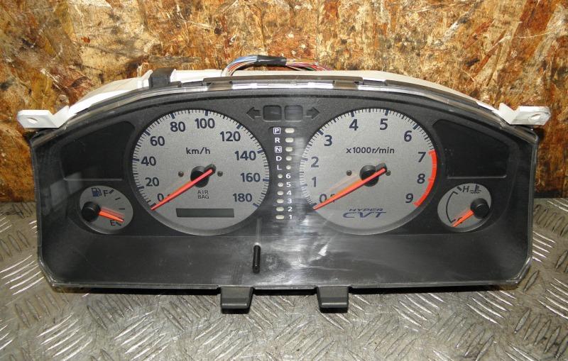 Щиток приборов Nissan Avenir PW11 SR20DE 1998