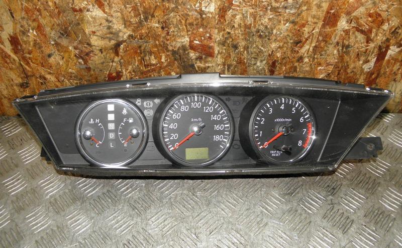 Щиток приборов Nissan Primera TP12 QR20DE 2003