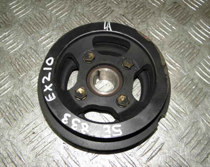 Шкив коленвала Toyota Raum EXZ10 5EFE 2001