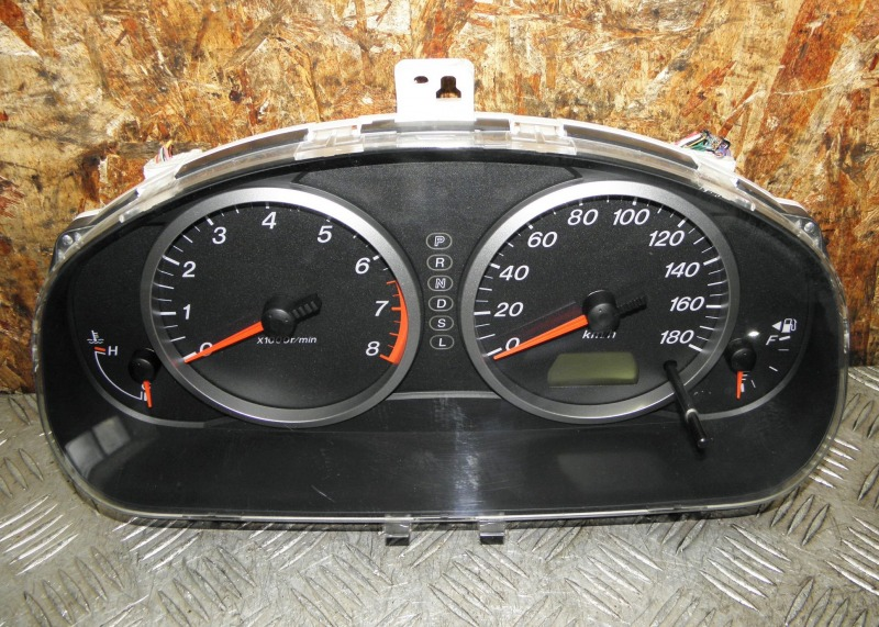 Щиток приборов Mazda Demio DY3W ZJ 2004