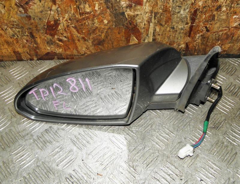 Зеркало Nissan Primera TP12 QR20DE 2003 переднее левое