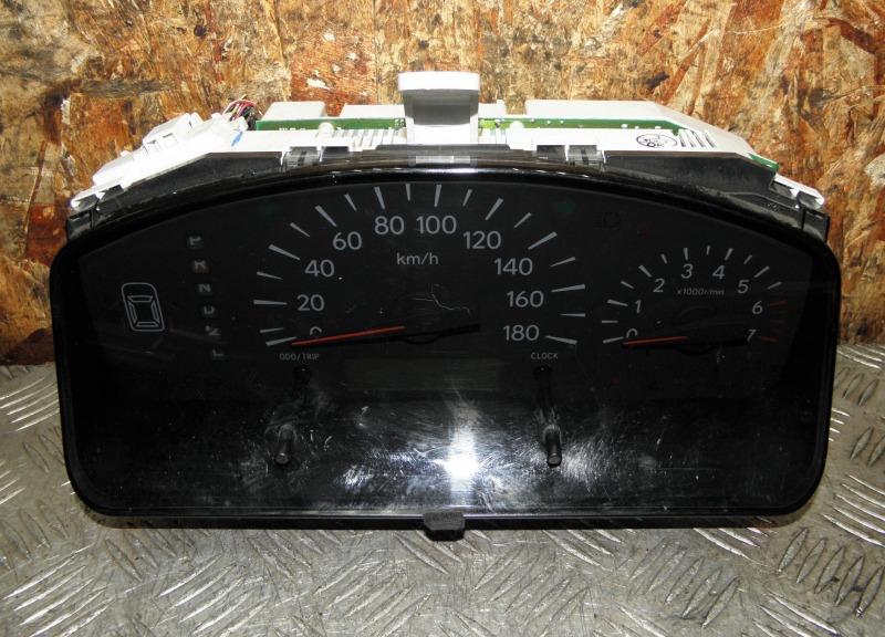 Щиток приборов Toyota Raum EXZ10 5EFE 2001