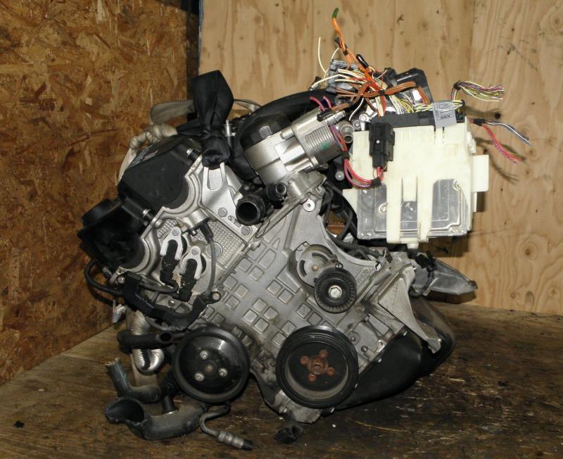 Двс Bmw 1-Series E87 N46B20 2007