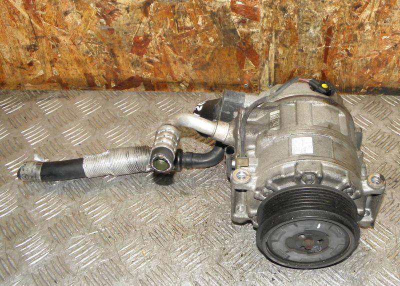 Компрессор кондиционера Mercedes-Benz Clk-Class W209 M112E32 2004