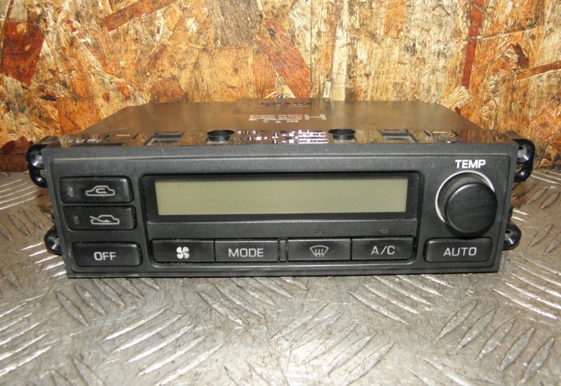 Блок управления климат-контролем Nissan Bluebird HU14 SR20DE 1997