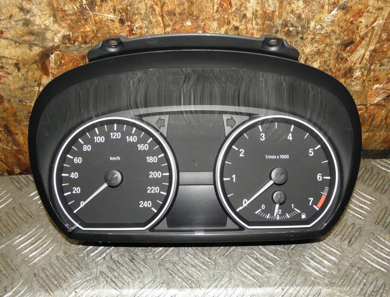 Щиток приборов Bmw 1-Series E87 N46B20 2007