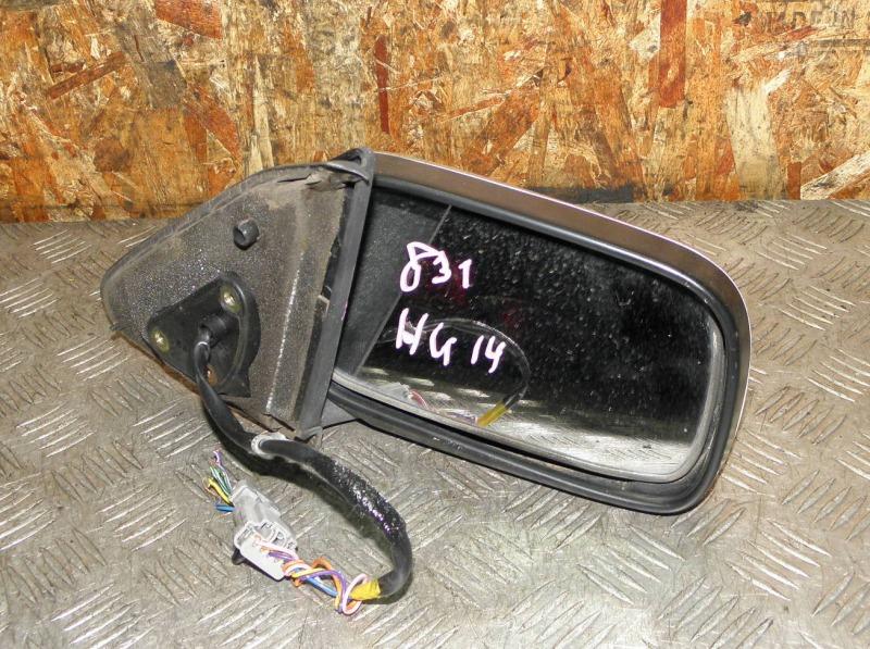 Зеркало Nissan Bluebird HU14 SR20DE 1997 переднее правое