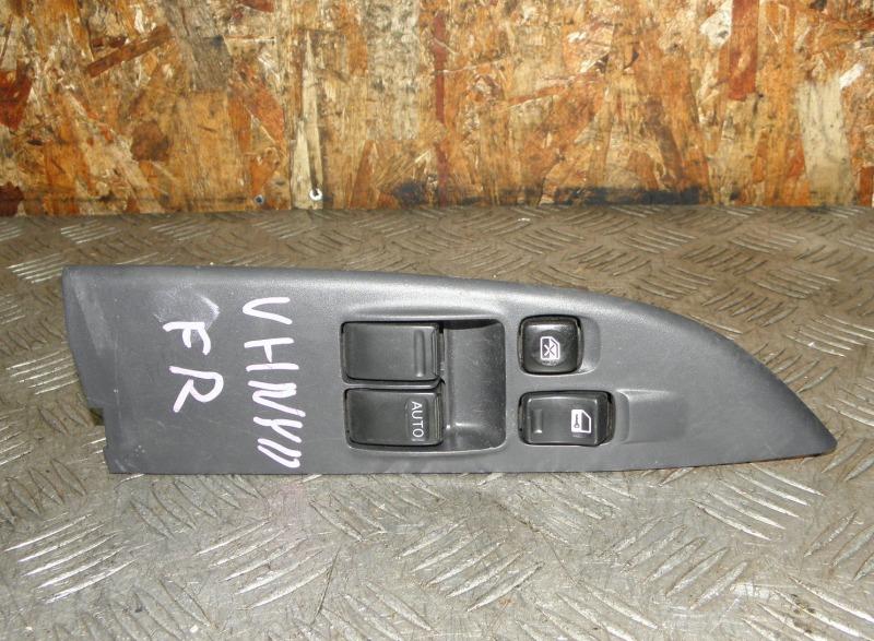 Блок упр. стеклоподьемниками Nissan Ad VHNY11 QG18DE 2005 передний правый
