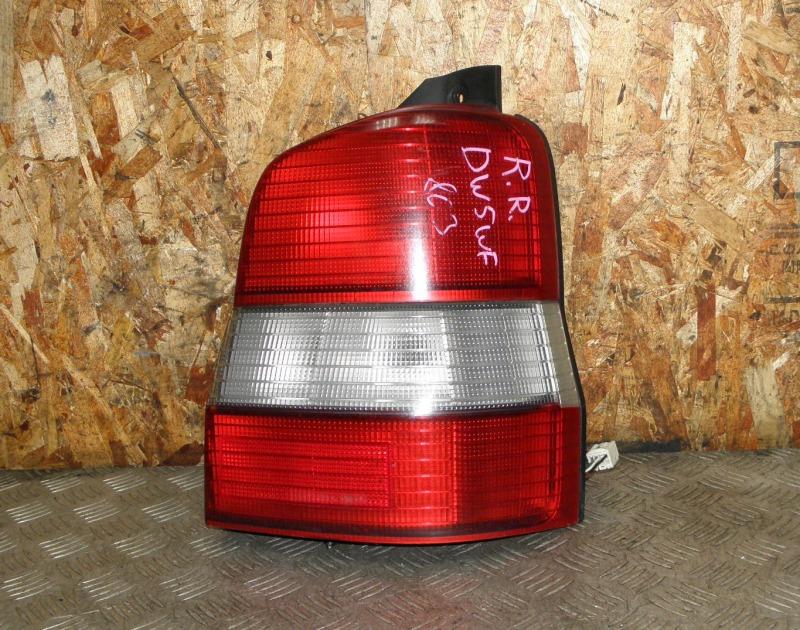 Стоп Mazda Ford Festiva (Demio) DW5W B5 1997 задний правый